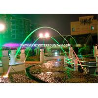 Jumping Jets Water Fountain , Pool Water Fountain For Entertainment