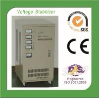 Buy cheap SVC Single Phase High Accuracy AC Voltage Stabilizer product