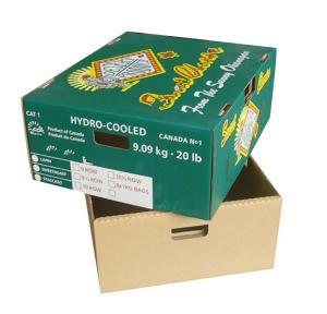 Buy cheap Caixa de empacotamento da cereja da caixa do tomate da caixa do fruto forte com tampa product