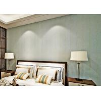 Buy cheap Embossed Bedroom No Glue Self Adhesive Vinyl Wallpaper with Leaf Pattern , European Style product