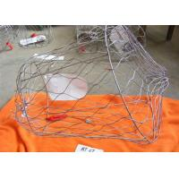 Buy cheap Safety Metal Anti Theft Backpack Mesh Ferruled / Knotted Type For Bag product