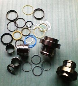 Buy cheap Hitachi ZAX450 hydraulic cylinder seal kit, earthmoving, NOK seal kit product