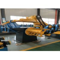 Buy cheap Carbon Steel Coil Slitting Machine / Sheet Metal Cutting Shears product