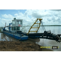 Buy cheap Submerged Arc Welding Hydraulic River Sand Dredger 280m3/H product