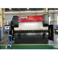 Buy cheap Steel Plate 7 Axis 400 Ton 6000 MM CNC Press Brake Bending Machine With CE and CQC product