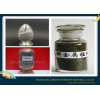 Buy cheap Gray Black Electrolytic Manganese Metal Powder 20 - 250 Mesh For Hard Alloy product