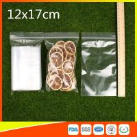 Buy cheap Plastic Tight Seal  Packing Ziplock Bags Reclosable Poly Storage Bags product