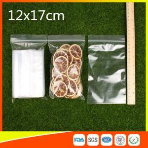 Buy cheap Sacs refermables de stockage du joint de sacs zip-lock serrés en plastique de garniture poly product