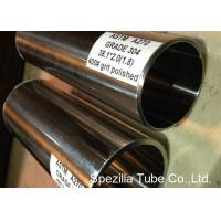 China A270 Stainless Steel Sanitary Pipe 38.1 X 2.0MM Polished Sanitary Stainless Tubing on sale