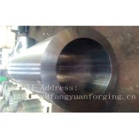 Buy cheap F316H S31609 Stainless Steel Forging Forged Cylinder  Seamless Pipe  Flange product