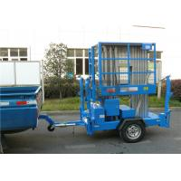 8 Meter Mobile Elevating Working Platform For Outdoor Maintenance Work