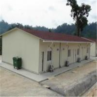Buy cheap Prefabricated Steel Structure House (SSW-14036) Prefabricated Steel Houses product