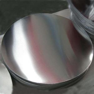 Buy cheap Deep Drawing Aluminium Round Metal Circles , Temper O Aluminum Circle Blanks product