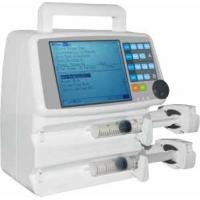 Buy cheap Portable Clinic Basic electronic infusion pump Double Channel Patient Injection Treatment product