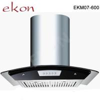 Buy cheap BAffle Filter CE CB Approved Curved Glass Chimney Hood product