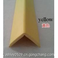 Buy cheap 30x30mm corner guards/wall decoration/PVC/soft/any color from wholesalers