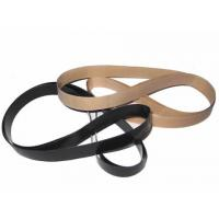 Buy cheap One Ply Fusing Machine Belt Brown Black Light Weight PTFE Coated product