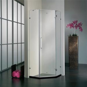 Buy cheap Bathroom Economic Model 6mm Sliding Glass Shower Room Enclosure product