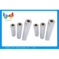 Buy cheap Wet Strength Vacuum Metallized Paper , High Glossiness Silver Holographic Paper product