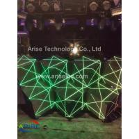 Buy cheap LED DJ booths/ LED Angle Wing-P5-1.84 Creative LED Displays Led Stage Screen-DJ screen product
