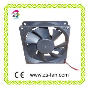 вентилятор подшипника рукава вентилятора 80*80*25 сервера 12в сделанный в фарфоре