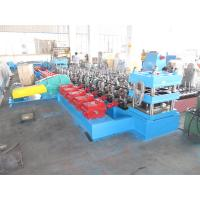 Buy cheap Guardrail Steel Forming Machine Galvanized Road Safety Barrier Highway Roll Form Machine product