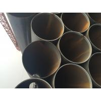 Buy cheap Welded GB / T9711.1 - 1997 ERW Steel Pipe Q235 Carbon Steel Tube X 42 X 46 X 56 product