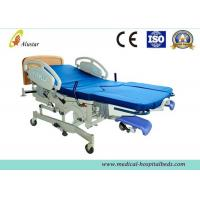 Buy cheap Gynecology Electrical Obstetric Delivery Bed , Hospital Universal Obstetric Table ALS-OB105 product