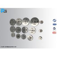 Quality GB1003-2006 3-Phases Plug and Socket-Outlet Go Not Go Gauges with Calibration Certificate for sale