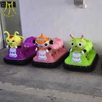 Buy cheap Hansel china kids ride on electric token operated toy bumper cars product