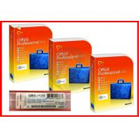 Buy cheap ORIGINAL Multilenguaje Microsoft Office 2010 Retail Box with License / DVD product