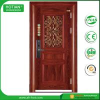Buy cheap Competitive Steel Security Door Popular For Residential Main Entrance Door from wholesalers