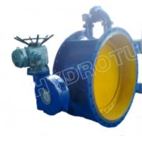 Buy cheap Dia. 50 - 3000 mm Electric / Manual Flanged Butterfly Valve For Hydropower Equipment product