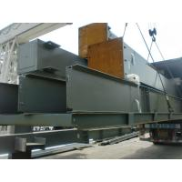 Buy cheap Rigid Building Steel Structure , H Section Frame Steel Structure For Worshop product