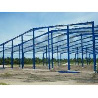 Buy cheap Fast Erection Prefabricated Steel Framed Buildings Sandwich Panels product