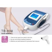 Buy cheap 10 Million Shots Portable Depilation 808nm Diode Laser Permanent Hair Removal Machine1800W from wholesalers