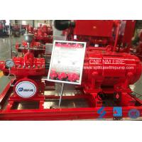 Buy cheap 3000GPM 125PSI Single Stage Double Suction Centrifugal Pump For Firefighting product