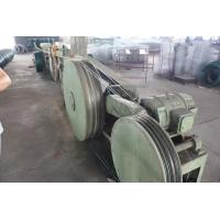 Buy cheap Galvanized Iron or MS Wire Pvc Coating Machine /  PVC Coated Weaving Machine product