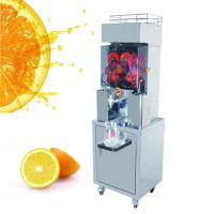 Buy cheap Auto Orange Juicer Anti-Corrosion Automatic Orange Juicer Machine For Hotel from wholesalers