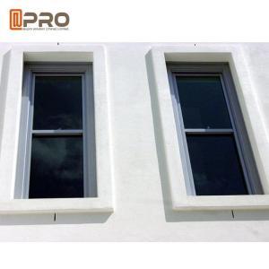 Buy cheap Customized Size Tilt Sliding Aluminium Sash Windows Powder Coated Surface Treatment product