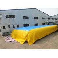 Buy cheap Most Popular Extreme Sport Inflatable Stunt Air Bag, Big Jump Air Bag for BMX from wholesalers