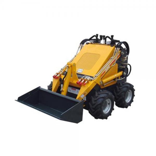 Quality Katop XD380 Mini Skid Steer Loader 200KG (Wheel type&Crawler type) for sale