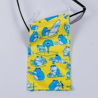 Buy cheap Recyclable Antistatic Microfiber Eyeglass Pouch , Soft Glasses Pouch Case product