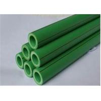 Buy cheap PN20 Plumbing Plastic PPR Pipe High Welding Performance For Drinking Water Systems product