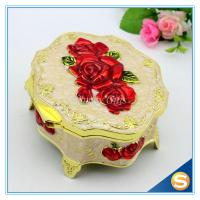 Fine Metal Jewelry Packaging Box for Gift for sale