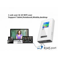 Buy cheap RJ45 port 4g router with dual sim card slots and 5200mAh power bank product