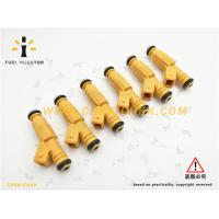 Quality 6X Upgrade Petrol Fuel Injectors 0280155746 For Jeep Porsche Volkswagon BMW 19lbs EV1 for sale
