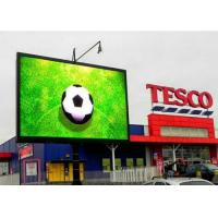 Buy cheap High Resolution Stadium Led Display Full Color , 7500cd / Sqm High Definition Video Display from wholesalers
