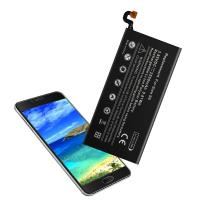 China Double Ic Protection Samsung Mobile Phone Batteries 2550mAh 3.85v For Galaxy S6 on sale