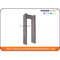 Buy cheap Exhibition Center Security Body Scanner Multi Zone Metal Detector / Gate Metal Detector product